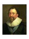 Portrait of William Herbert the Younger, 3rd Earl of Pembroke (1580-1630) Lámina giclée por Daniel Mytens