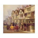 The Cock Tavern Giclee Print by Albert Joseph Moore