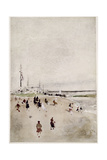 St. Ives Reproduction procédé giclée par James Abbott McNeill Whistler