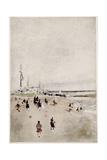 St. Ives Giclée-tryk af James Abbott McNeill Whistler
