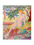 The Bather, 1898 Giclée-Druck von Paul Ranson