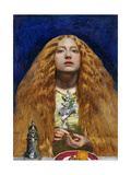 The Bridesmaid, 1851 Giclee Print by John Everett Millais