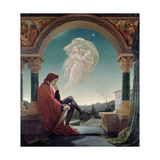Dante's Dream, from the 'Divine Comedy' Giclee Print by Sir Joseph Noel Paton