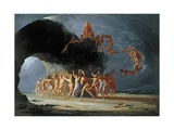 """Come Unto These Yellow Sands"", 1842 Giclee Print by Richard Dadd"