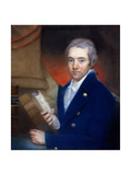 Portrait of William Wilberforce (1759-1833) by William Lane (1746-1819) Giclee Print by John Russell