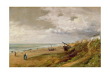 Hove Beach Giclee Print by John Constable