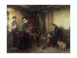 The Fugitive Giclee Print by George Ogilvy Reid