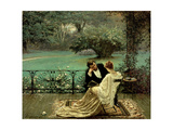 The Pride of Dijon, 1879 Giclée-tryk af William John Hennessy