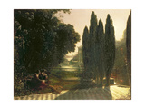 Scene from 'The Merchant of Venice', C.1828 Giclee Print by Francis Danby