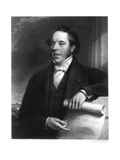 Thomas Clarkson (1760-1846), Engraved by G. Lobel, C.1840 Giclee Print by Henry Room