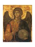 St. Michael Giclée-tryk