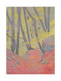 Undergrowth Gicléetryck av Paul Serusier