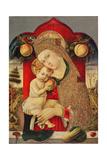 Neitsyt ja lapsi Giclée-vedos tekijänä Carlo Crivelli