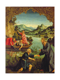 Calling of St. Peter Giclee Print by Hans Suess Kulmbach