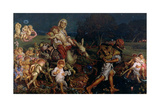 The Triumph of the Innocents, 1876 Giclee Print by William Holman Hunt