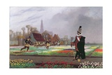 The Tulip Folly, 1882 Giclee Print by Jean Leon Gerome
