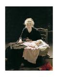 Fantine, 1886 Lámina giclée por Margaret Bernardine Hall