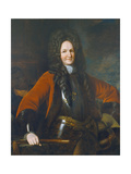 General Hugh Mackay (C.1640-92) 1690 8G:Killed at the Battle of Steenkirk in 1692 During the Nine… Giclee Print by Godfrey Kneller