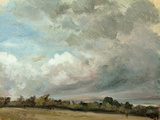 Cloud Study, 1821 Giclee Print by John Constable