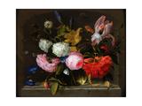 A Still Life Reproduction procédé giclée par Jacob van Walscapelle