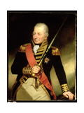 Portrait of John Jervis (1735-1823) First Earl of St. Vincent, C.1805 Giclee Print by Sir William Beechey
