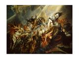 The Fall of Phaeton C.1604-08 Giclée-Druck von Peter Paul Rubens