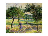 Bountiful Harvest, 1893 Giclee Print by Camille Pissarro