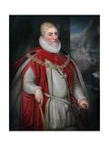2nd Lord Howard of Effingham Lámina giclée por Daniel Mytens