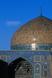The Mosque of Sheikh Lotfollah, Imam Khomeini Square Photographic Print