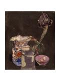 Grey Iris, 1855 Giclee Print by Charles Rennie Mackintosh