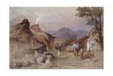 Grasmere Giclee Print by Thomas Miles Richardson