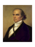 Daniel Webster, 1848 Reproduction procédé giclée par George Peter Alexander Healy