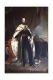 Portrait of Maximilian I of Mexico Reproduction procédé giclée par Franz Xaver Winterhalter