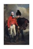 Sir Francis Rawdon-Hastings, 2nd Earl of Moira, C.1813 Giclee-trykk av Sir Henry Raeburn