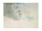 Sky Study Giclee-trykk av J. M. W. Turner