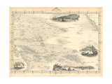 Polynesia, or Islands in the Pacific Ocean, C. 1850 Giclee Print by John Rapkin