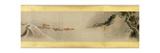 Detail of Handscroll with Miscellaneous Images, Edo Period, 1839 Giclée-vedos tekijänä Katsushika Hokusai