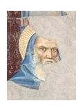 St Benedict Giclee Print by Gherardo Starnina
