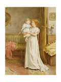 The Master of the House Giclee Print by George Goodwin Kilburne