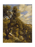 Spring in Provence Giclee Print by Henry Herbert La Thangue
