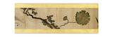 Detail of Handscroll with Miscellaneous Images, Edo Period, 1839 Impressão giclée por Katsushika Hokusai