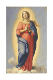 The Immaculate Conception Giclée-tryk af Il Sassoferrato
