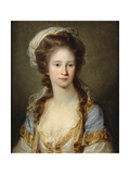 Portrait of a Lady, C.1780 Giclee Print by Angelica Kauffmann
