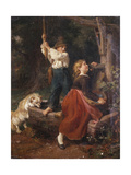 The Water Pump Giclee Print by Felix Schlesinger