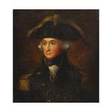 Portrait of Horatio, Lord Nelson Giclée-vedos tekijänä Lemuel Francis Abbott