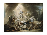 The Resurrection, C.1715-16 Giclée-Druck von Sebastiano Ricci