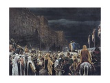 Crucifixion by the Romans, 1887 Giclée-Druck von Vasili Vasilievich Vereshchagin