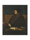 Portrait of Thomas Cromwell, 1st Earl of Essex Reproduction procédé giclée par Hans Holbein the Younger