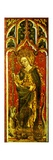 St. Margaret of Antioch with Crozier and Dragon, Detail of the Rood Screen, All Saints Church,… Giclee Print