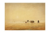 Lancaster Sands, 1844 Giclee Print by David Cox